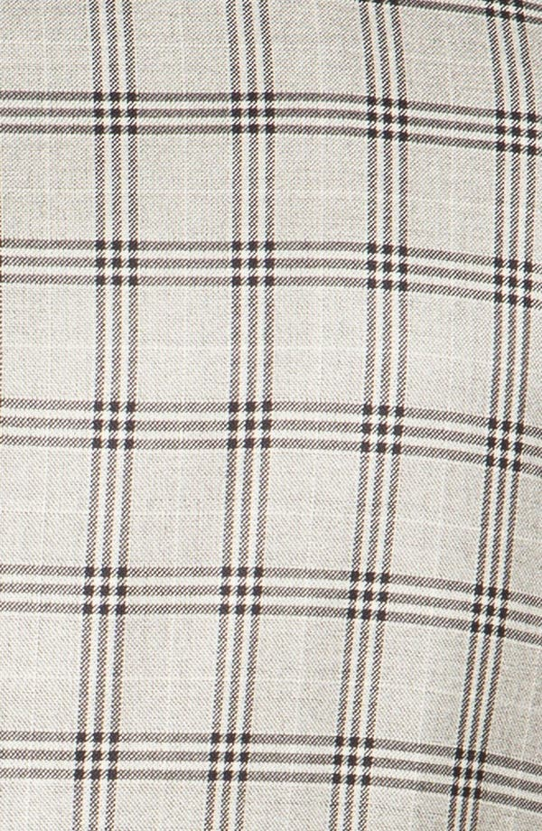 Alternate Image 2  - Joseph Abboud 'Platinum' Plaid Wool Sportcoat