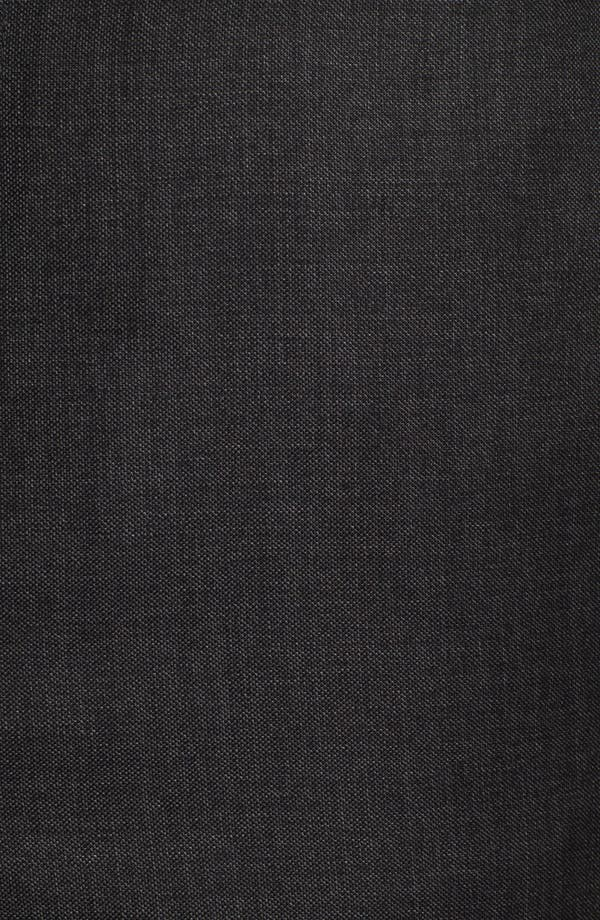 Alternate Image 3  - Joseph Abboud Flat Front Trousers