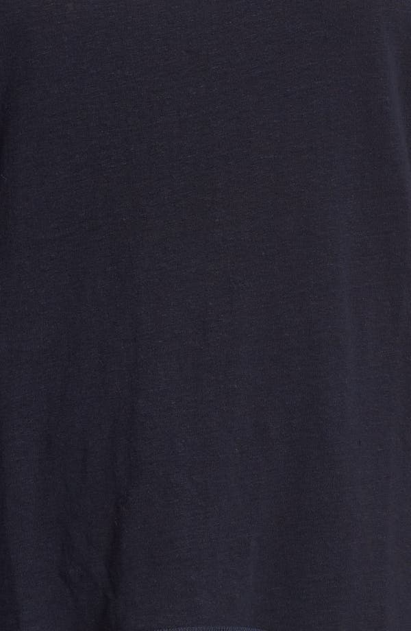 Alternate Image 3  - Eileen Fisher Scoop Neck Tee (Plus Size)