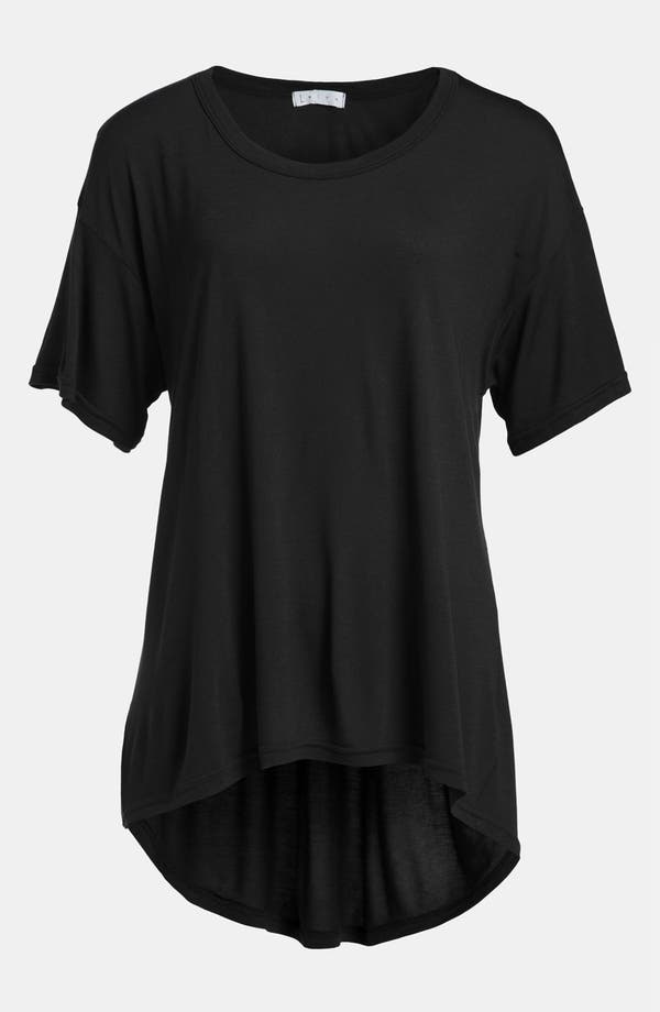 Main Image - Leith Oversized High/Low Tee