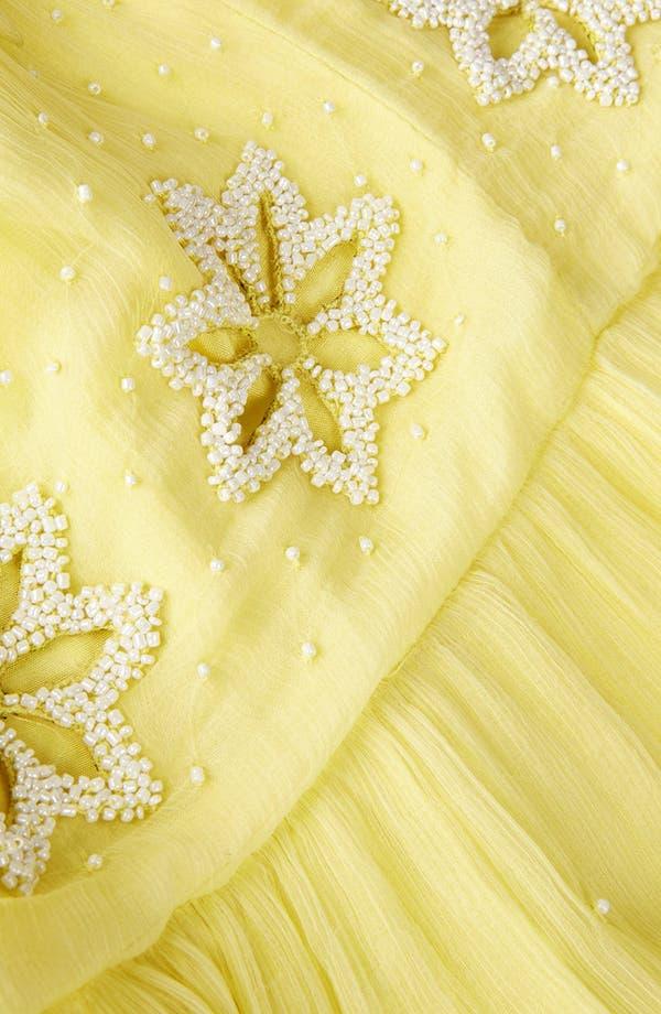 Alternate Image 4  - Topshop 'Debutante' Beaded Midi Dress