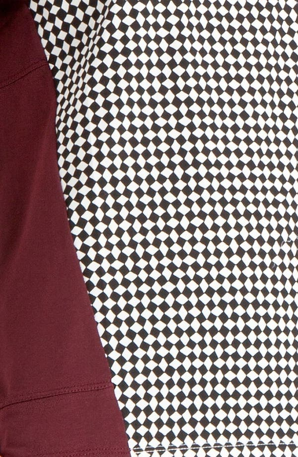Alternate Image 3  - Marni Houndstooth Front Jersey Tee