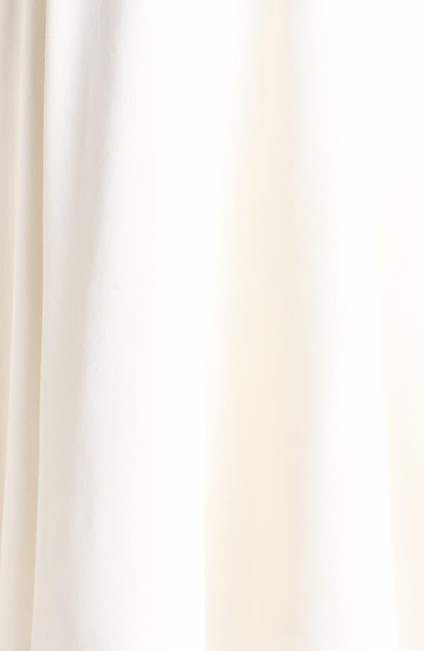Alternate Image 3  - Oscar de la Renta Pleated Jacquard Skirt