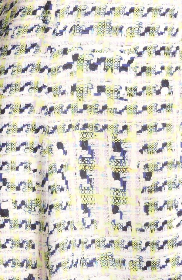 Alternate Image 3  - Erdem Trompe l'Oeil Full Skirt Dress