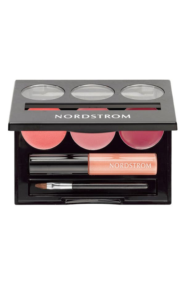 Alternate Image 1 Selected - Nordstrom Mini Lip Palette