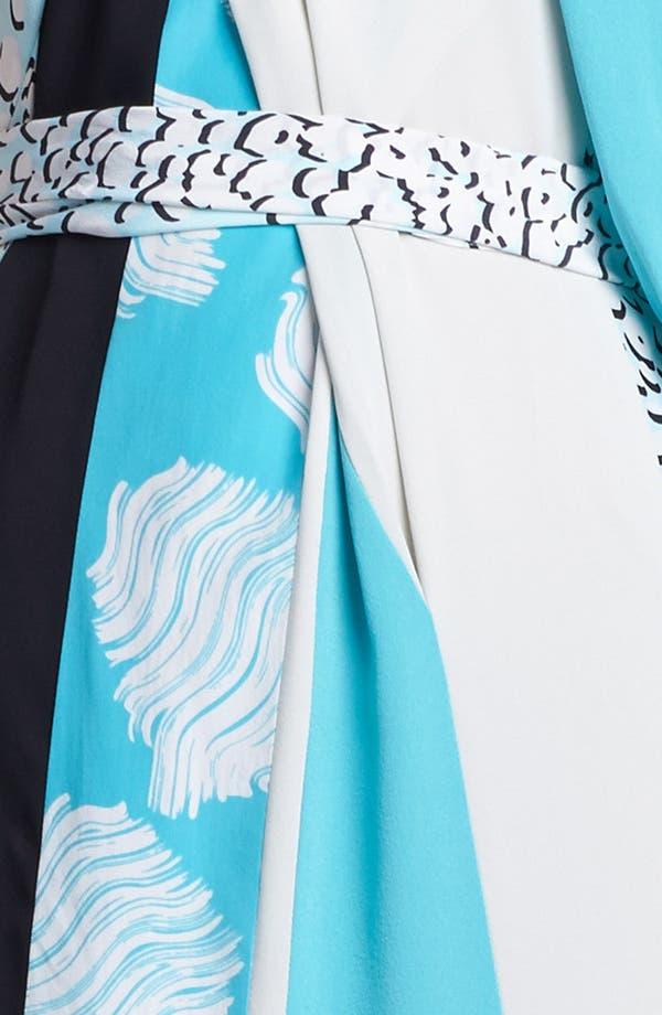 Alternate Image 3  - Diane von Furstenberg 'Rhirhi' Silk Minidress