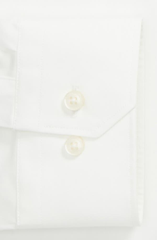 Alternate Image 2  - 1901 Slim Fit Cotton Dress Shirt