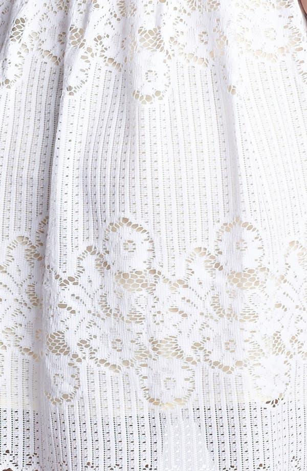 Alternate Image 3  - Free People 'Rocco' Cutout Lace Dress