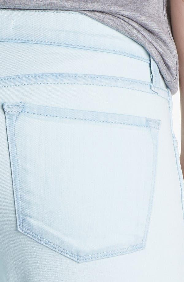 Alternate Image 3  - J Brand 'Allegra' Ankle Skinny Jeans (Nirvana Sky)