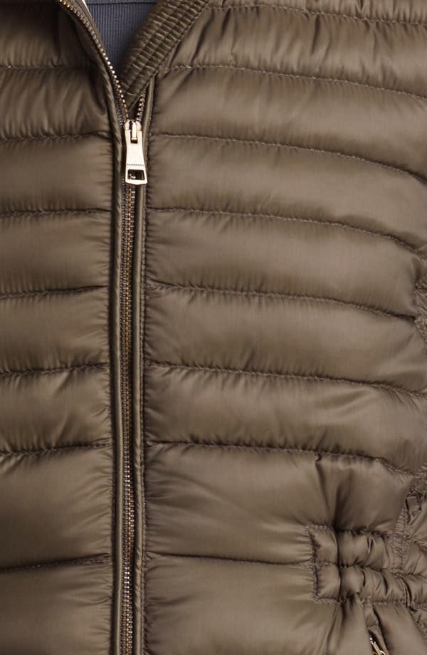 Alternate Image 3  - Burberry Brit 'Cranmore' Goose Down Vest