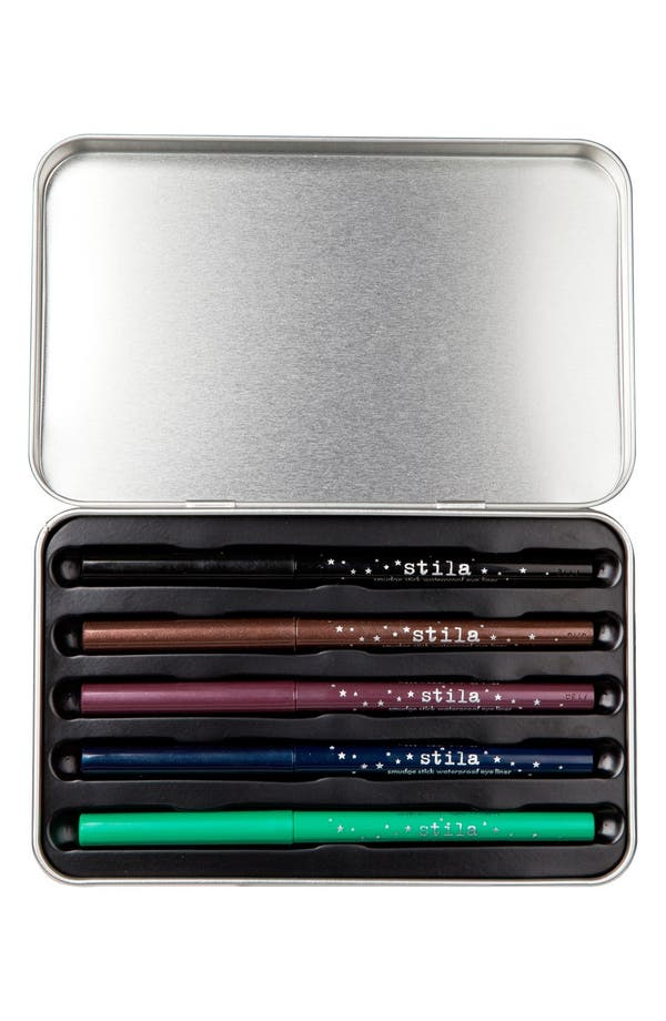 Alternate Image 1 Selected - stila 'color outside the lines' smudge stick set ($100 Value)