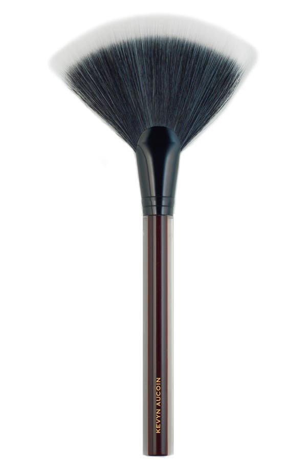 Alternate Image 1 Selected - SPACE.NK.apothecary Kevyn Aucoin Beauty The Large Fan Brush