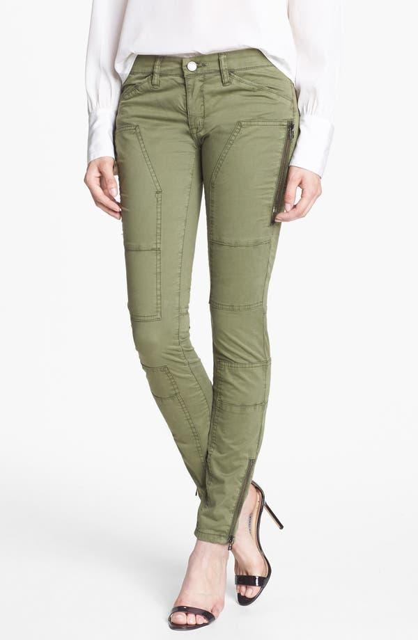 Main Image - BLANKNYC Skinny Cargo Pants