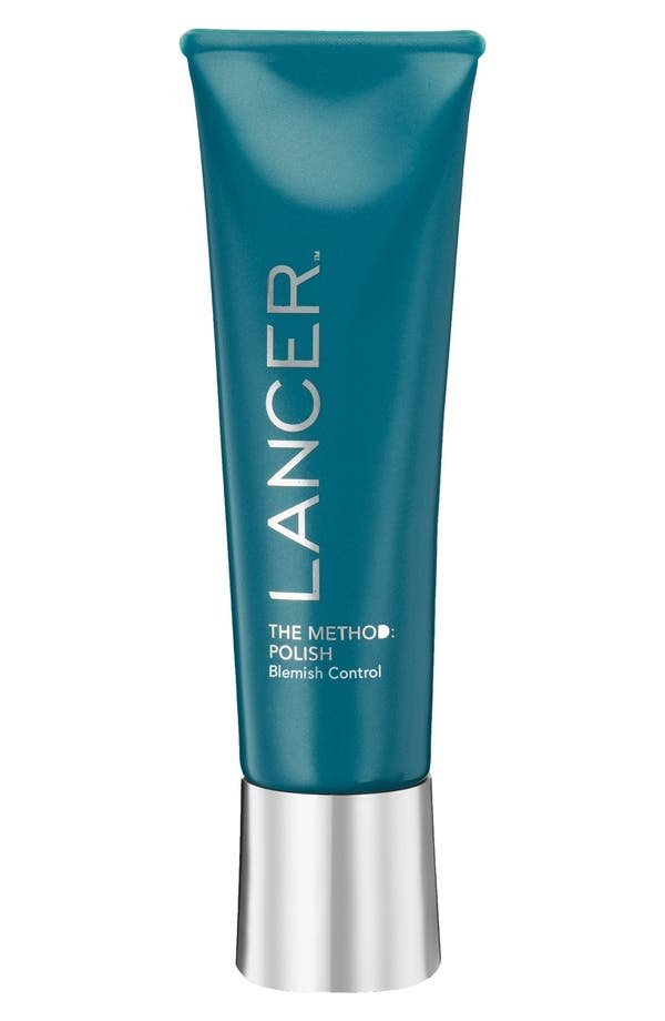 Alternate Image 1 Selected - LANCER Skincare The Method Polish Blemish Control Exfoliator