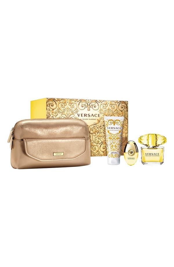 Main Image - Versace 'Yellow Diamond' Set ($171 Value)