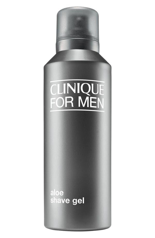 for Men Aloe Shave Gel,                         Main,                         color, No Color