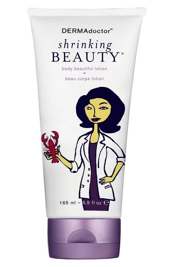 Main Image - DERMAdoctor® 'shrinking BEAUTY®' Body Beauty Lotion
