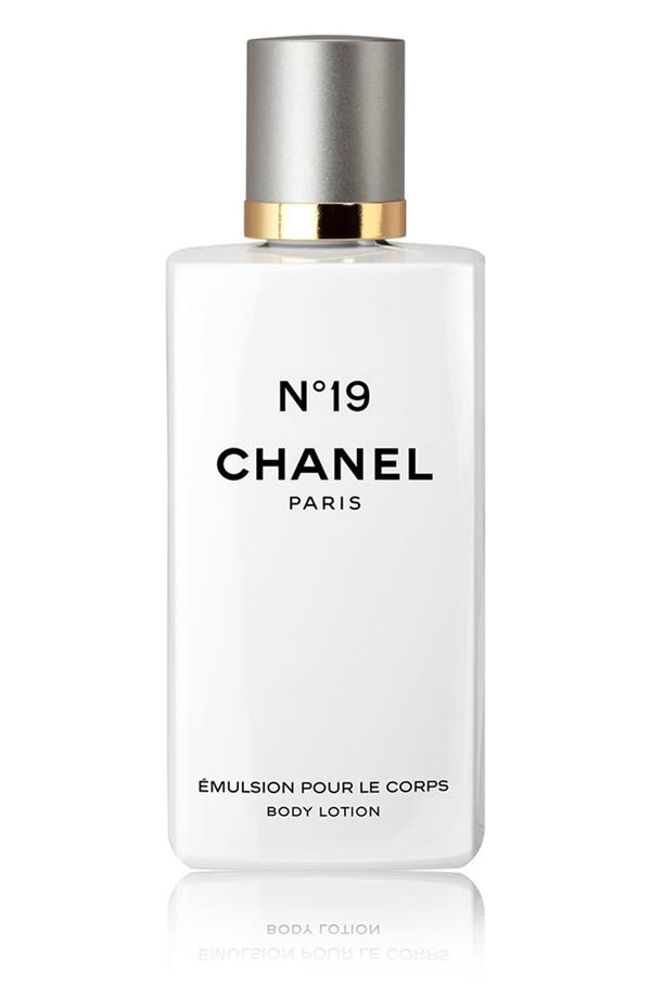 Alternate Image 1 Selected - CHANEL N°19  Body Lotion