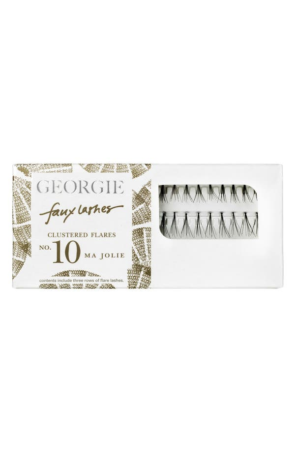 Alternate Image 1 Selected - Georgie Beauty™ 'Ma Jolie' Faux Lashes