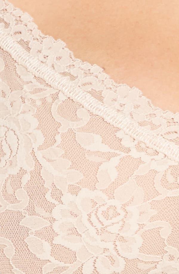 Alternate Image 4  - Hanky Panky Signature Lace Bralette (Plus Size)