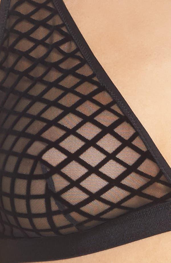 Alternate Image 8  - Cosabella Bisou Tex Triangle Bralette