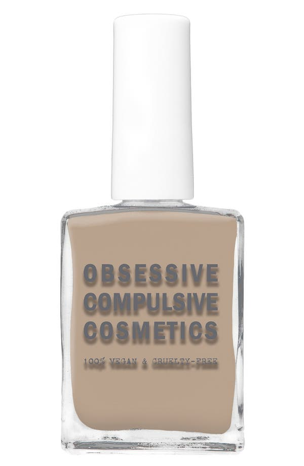 Alternate Image 1 Selected - Obsessive Compulsive Cosmetics Nail Lacquer