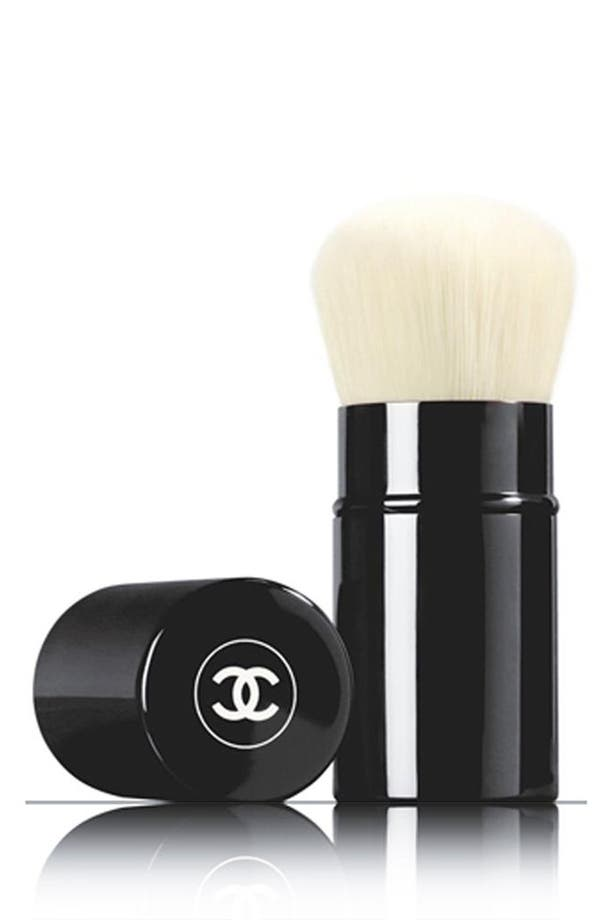 Alternate Image 1 Selected - CHANEL RETRACTABLE KABUKI Brush