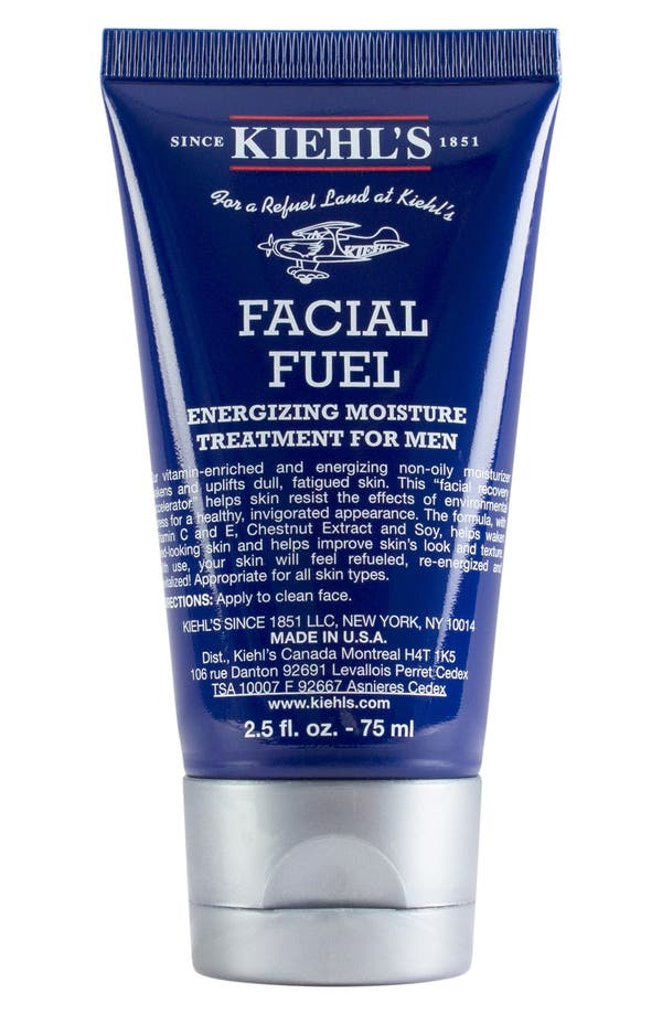 'Facial Fuel' Energizing Moisture Treatment for Men,                         Main,                         color, No Color