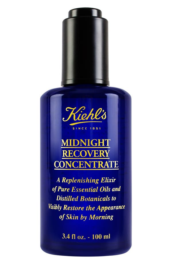 Main Image - Kiehl's Since 1851 'Midnight Recovery Concentrate' Elixir (Jumbo Size) ($140 Value)