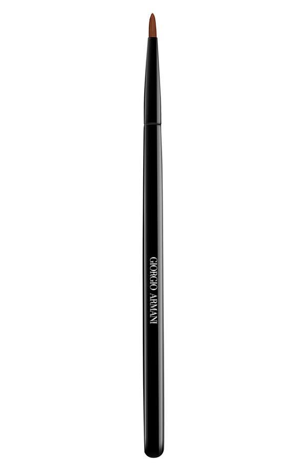 Main Image - Giorgio Armani 'Maestro' Eyeliner Brush