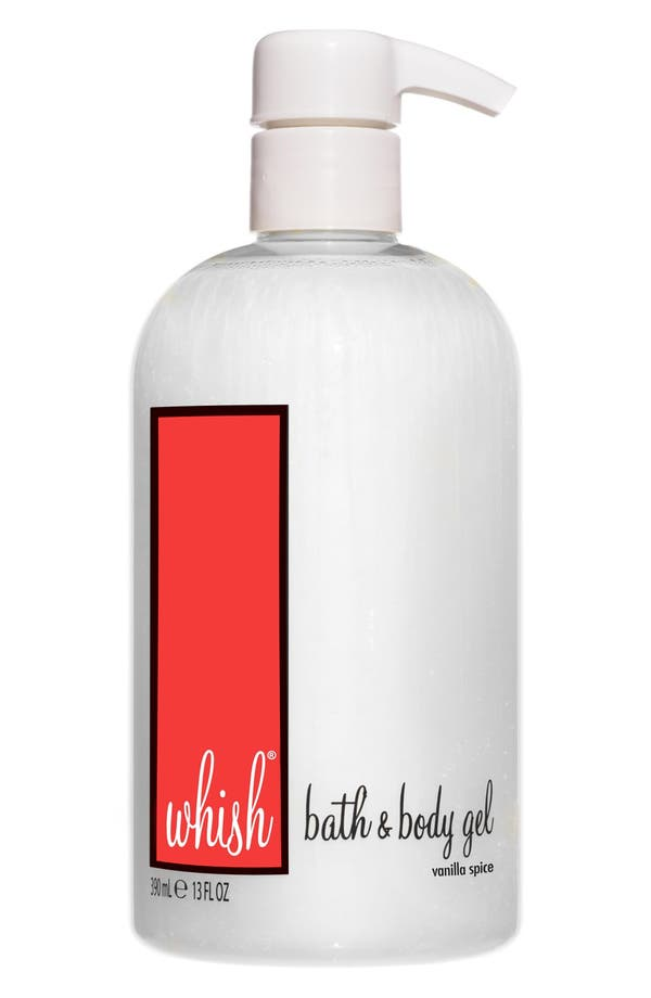 Alternate Image 1 Selected - Whish™ 'Vanilla Spice' Body Wash