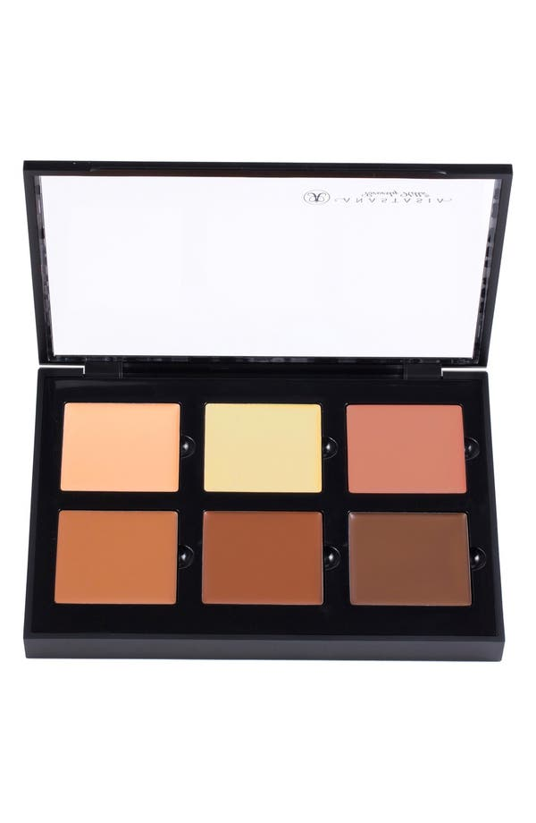 Alternate Image 2  - Anastasia Beverly Hills Contour Cream Palette