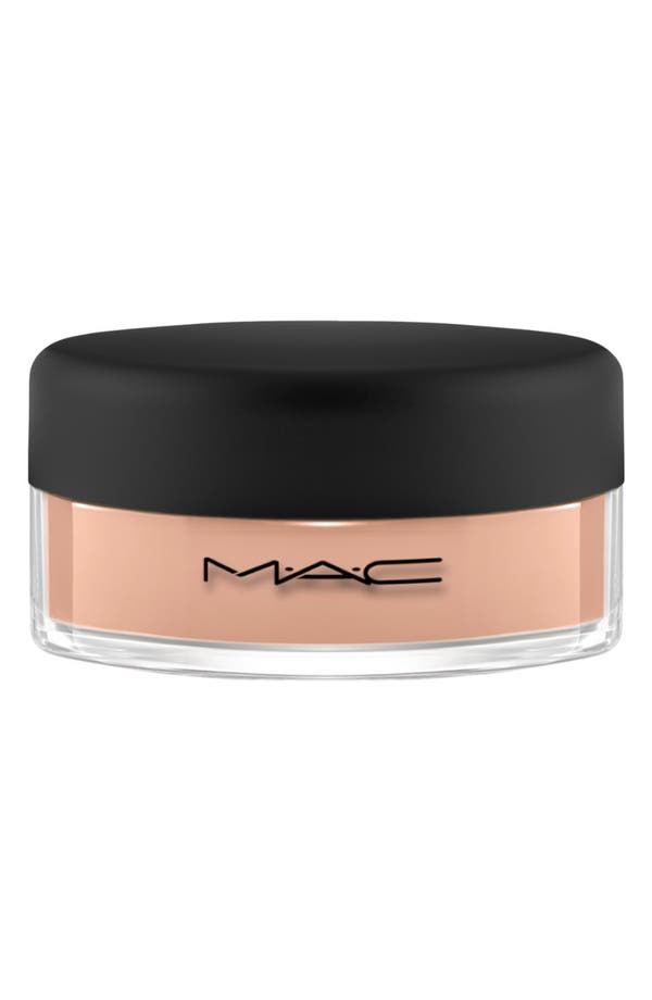 MAC Mineralize Loose Powder Foundation,                         Main,                         color, Medium Deep