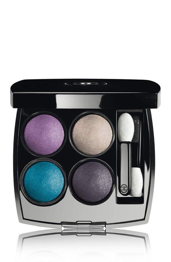 Alternate Image 1 Selected - CHANEL SPRING COLOR LES 4 OMBRES 