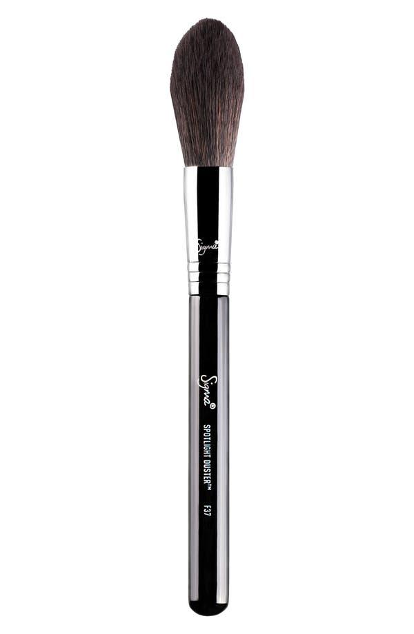 Main Image - Sigma Beauty F37 Spotlight Duster™ Brush