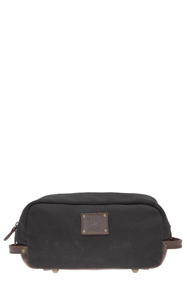 Main Image - Will Leather Goods 'Grady' Travel Kit