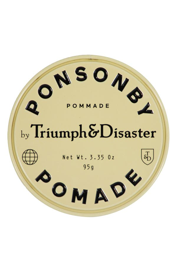 Alternate Image 1 Selected - Triumph & Disaster 'Ponsonby' Pomade