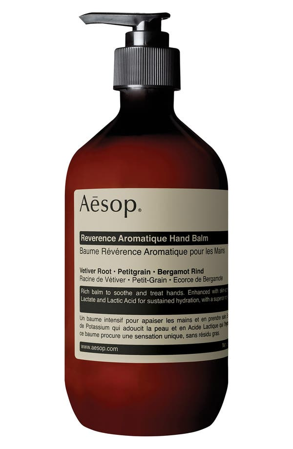 Alternate Image 2  - Aesop Reverence Aromatique Hand Balm