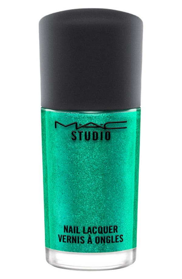 Alternate Image 1 Selected - MAC 'Studio' Nail Lacquer