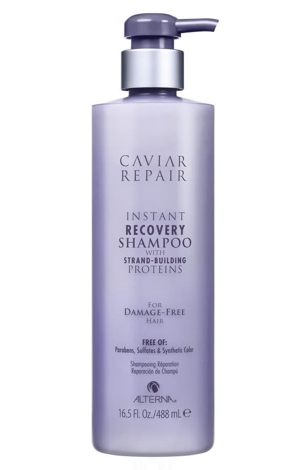 Alternate Image 1 Selected - ALTERNA® Caviar Repair Instant Recovery Shampoo