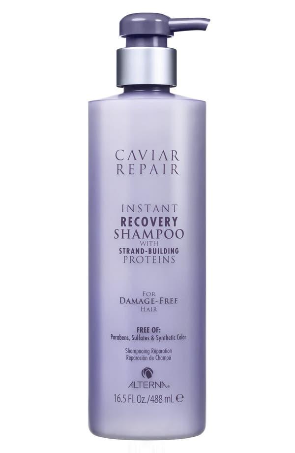 Caviar Repair Instant Recovery Shampoo,                             Main thumbnail 1, color,                             No Color