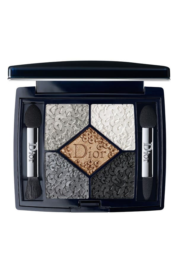 '5 Couleurs - Splendor' Couture Colors & Effects Eyeshadow Palette,                             Main thumbnail 1, color,                             066 Smoky Sequins