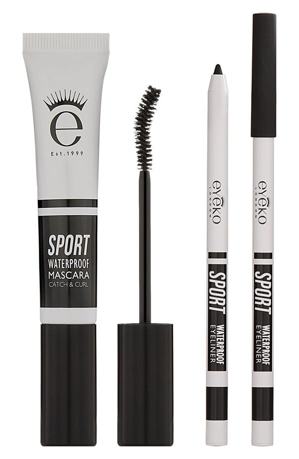 Sport Waterproof Mascara & Eyeliner Duo,                             Main thumbnail 1, color,                             No Color