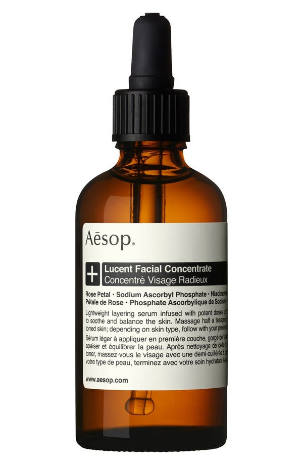 Alternate Image 1 Selected - Aesop Lucent Facial Concentrate