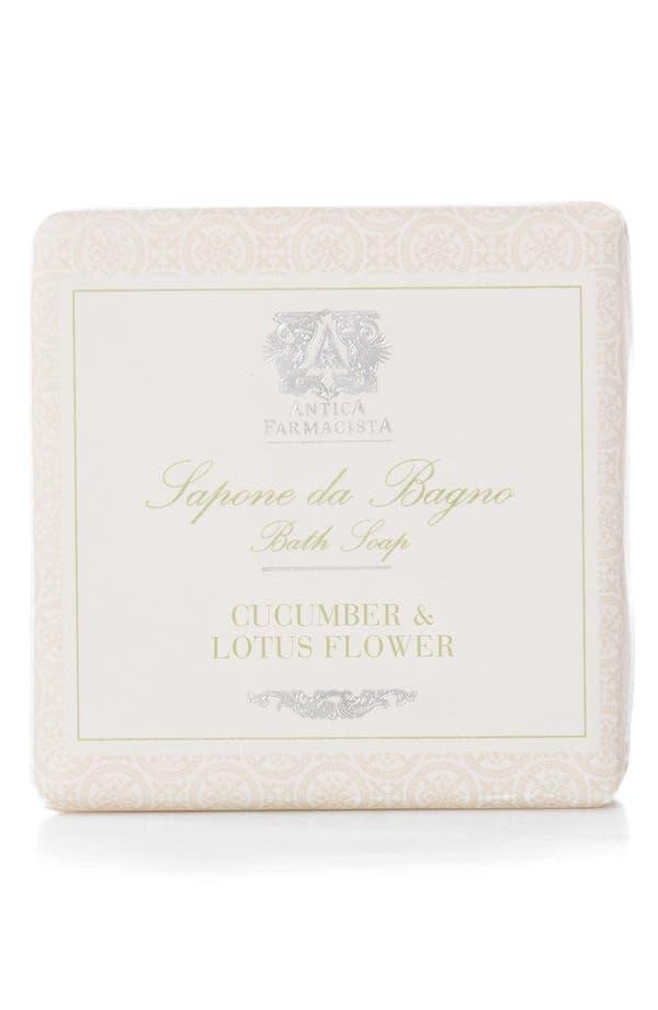 'Cucumber & Lotus Flower' Bar Soap,                         Main,                         color, No Color