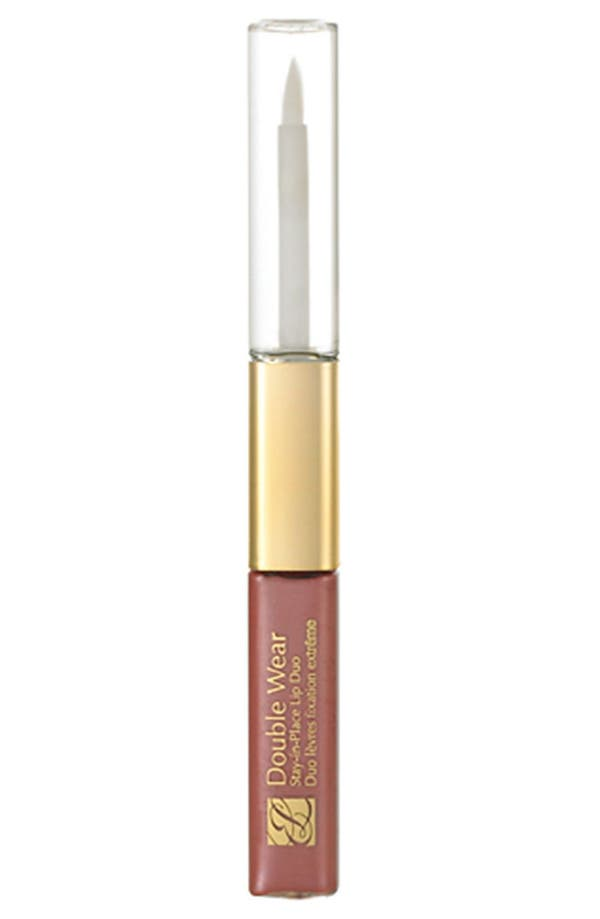 Alternate Image 1 Selected - Estée Lauder Double Wear Stay-in-Place Lip Duo