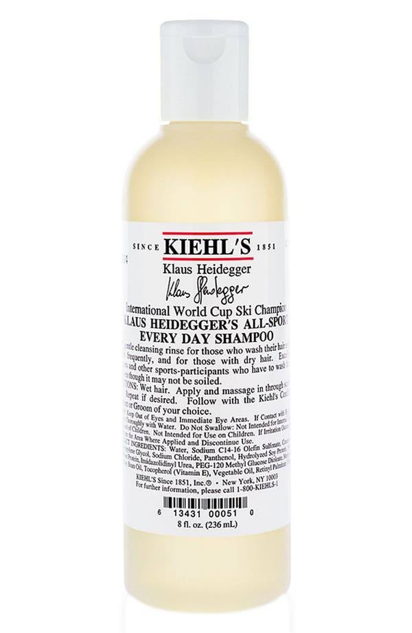 Main Image - Kiehl's Since 1851 All-Sport Everyday Shampoo