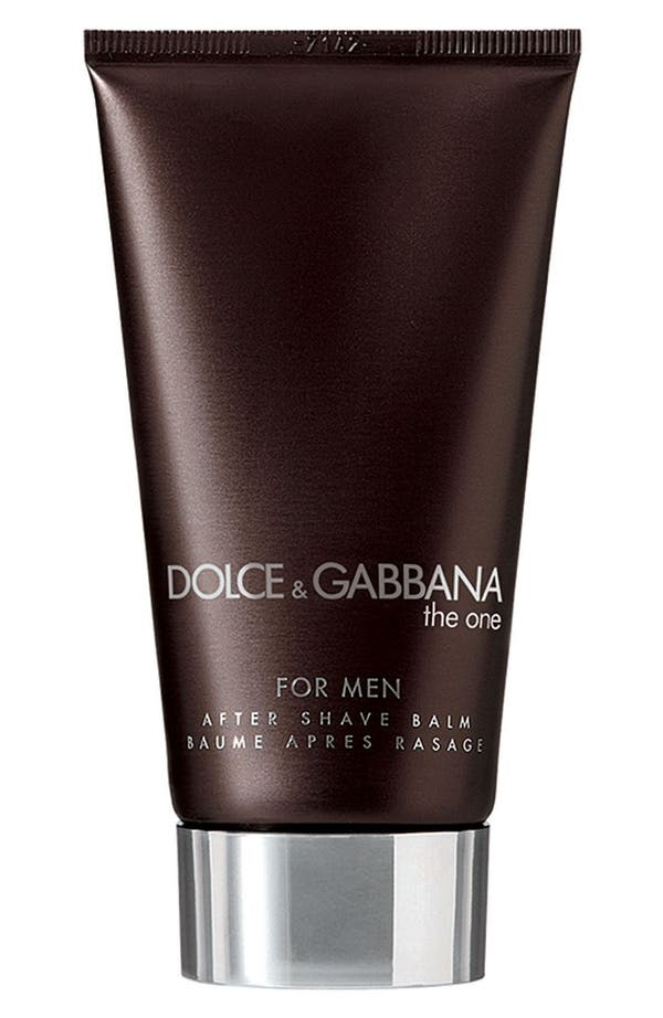 Main Image - Dolce&Gabbana Beauty 'The One for Men' After Shave Balm