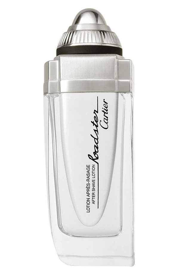 Alternate Image 1 Selected - Cartier 'Roadster' After Shave Lotion