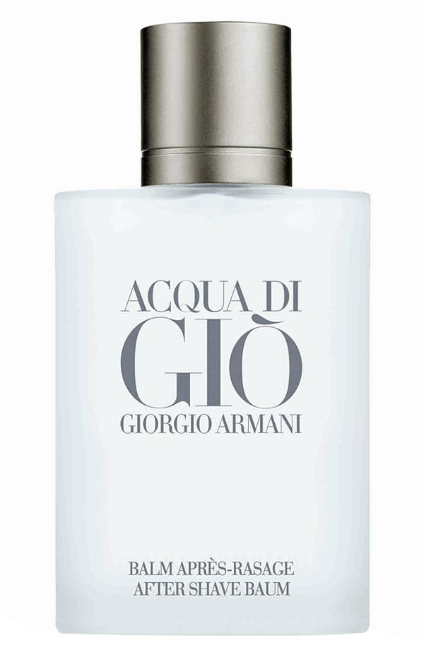 Alternate Image 1 Selected - Acqua di Giò pour Homme After Shave Balm
